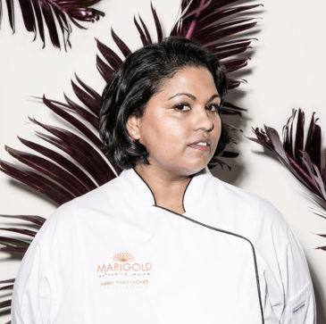 Vanie Padayachee, Marigold | LITTLEGIG PAIRED FOOD & WINE TASTING
